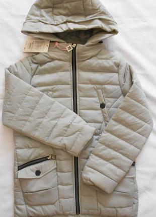 Демисезонные курточки на девочек, grace, 140 - 164, венгрия