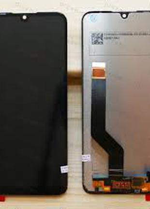 Дисплей для Xiaomi Mi Play черный, с тачскрином