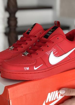 Красивые кроссовки Найк Аир Форс Nike Air Force, р. 36-41, SF