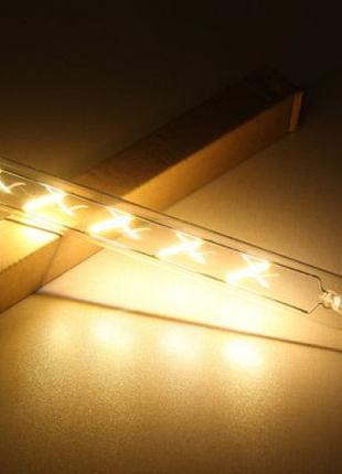 Лампа Эдисона светодиодная T30-300 LED трубчатая Ретро Лампочк...