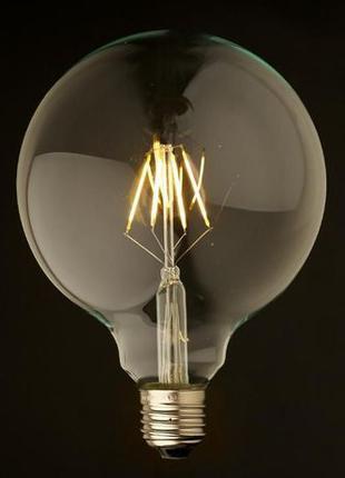 Электро LED Лампа Эдисона G125 Loft лампы