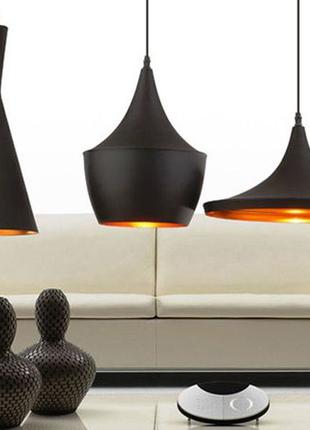 Лофт люстра для кухни кафе Светильник лофт Tom Dixon лампы Эди...