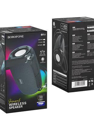 Колонка Bluetooth MP3 FM Borofone BR4