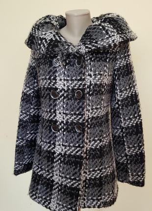 Качественное немецкое пальто с шерстью