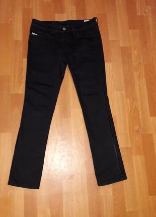 Крутые черные джинсы оригинал м низкая посадка