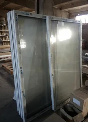 "Окно металлопластиковое ""глухое"" 1730х1840 мм,4 шт  по2 490 грн"