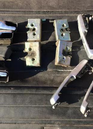 Seat Toledo - ручки дверныезамки