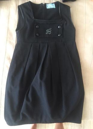 Сарафан школьный платье блумарин 6-8 лет