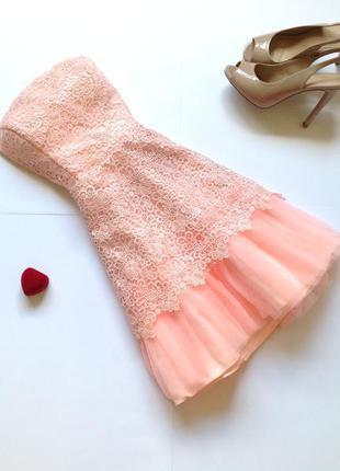 Пышное платье с пышной юбкой