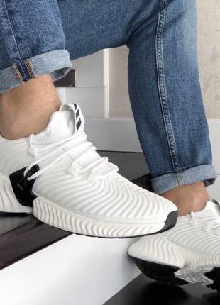 Adidas white кроссовки мужские адидас тренд
