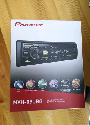 Pioneer mvh-09ubg