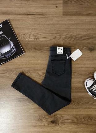 Актуальные джинсы скинни размеры 26, 27, 28