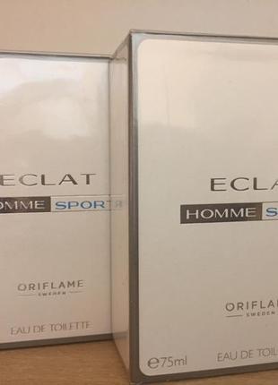 Туалетная вода eclat homme sport [экла ом спорт]
