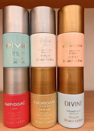 Шариковый парфюмированный дезодорант