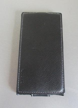 Чехол книжка флип i-Carer для Lenovo K900