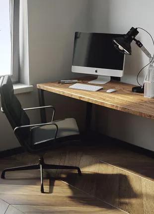 Стол Лофт «Бруклин», рабочий, кабинетный, офисный, компьютерный
