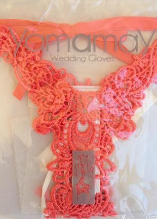 Женская перчатка аксессуар yamamay йамамай италия