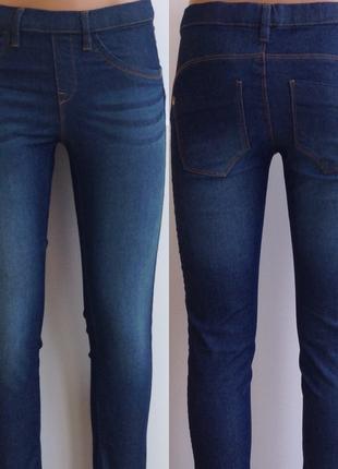 Итальянские летние женские штаны джинсы лосины легинссы yamama...