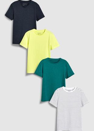 Набор футболок next 4шт