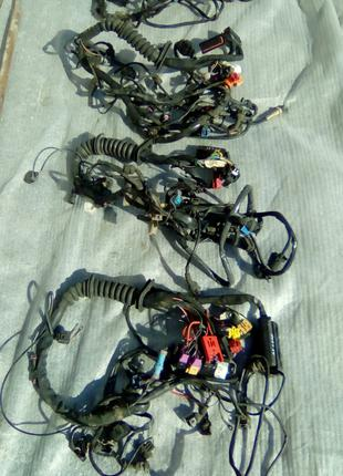 Проводка мотора vw passat b5 audi a6 c5 a4 b5 1.9tdi 1.8t 2.8