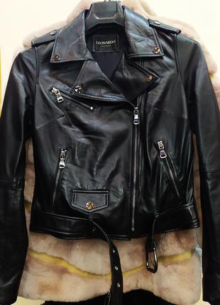 Куртки кожаные 3200