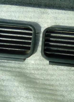 Решетки дефлекторы вентиляции багажника audi a6 c5