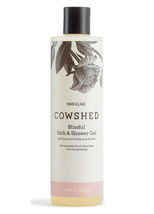 Гель для душа cowshed indulge blissful bath & shower gel 300ml