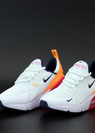 Nike air force 270 🔺 женские кроссовки найк еир макс 270