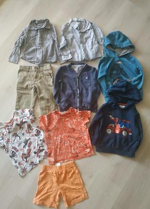 Пакет одягу р.92-98