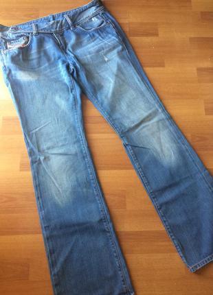 Стильные джинсы бойфренды diesel, оригинал