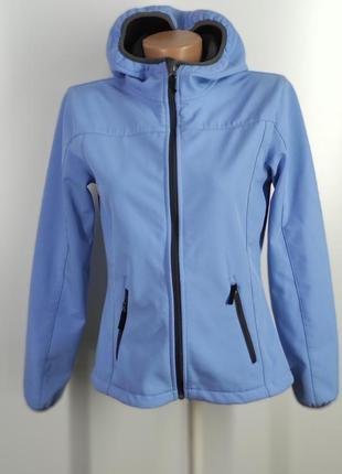 Спортивна куртка на флісі crane розмір 38-40