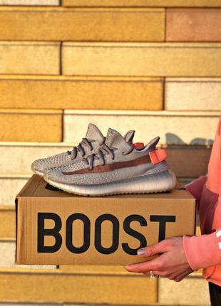 Adidas yeezy boost 350 grey ♦ мужские кроссовки ♦ весна лето о...