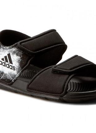 Детские сандалии adidas altaswim kids артикул ba9288