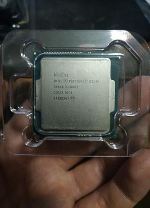 Продаю процессор Intel pentium g3240