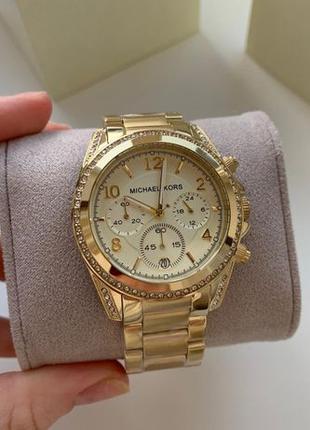 Женские часы Michael Kors MK5166 'Blair'