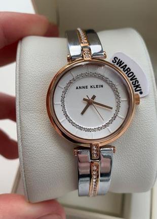 Женские часы Anne Klein AK-3249SVRT