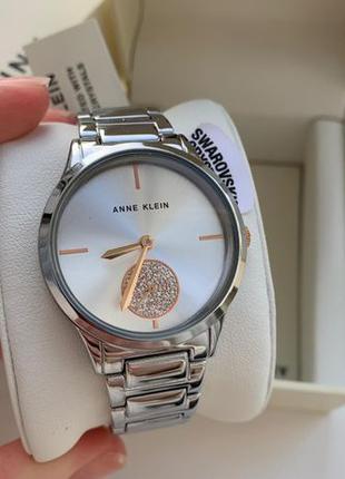 Женские часы Anne Klein AK-3417SVRT