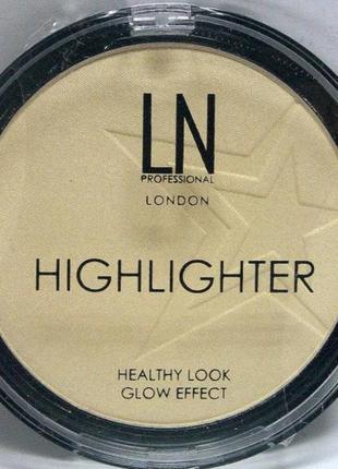 Хайлайтер для лица ln professional highlighter healthy look gl...