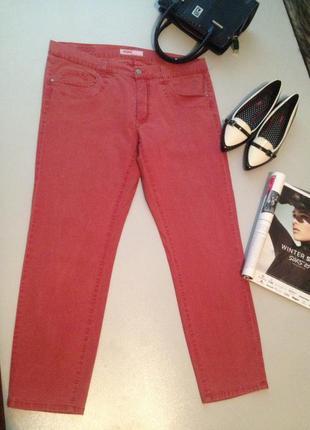 Укороченные джинсы.005