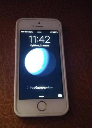 Телефон Apple iPhone 5s