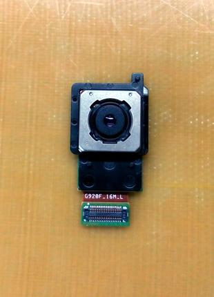 Камера основная Samsung S6 (G920F)