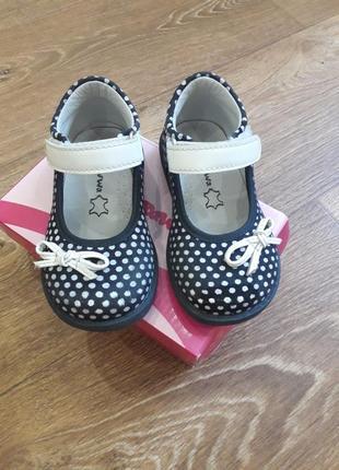 Детские туфельки для девочки apawwa