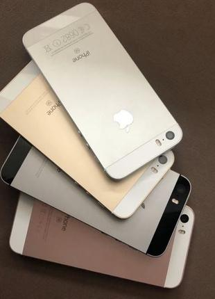 Айфон iPhone SE 16/32/64/128 гбspace gray|rose gold|gold|silver