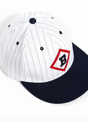 Бейсболки с прямым козырьком Boston MLB