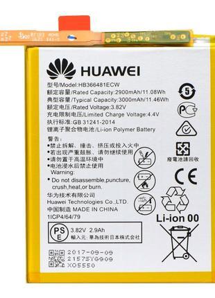 Аккумулятор Huawei HB366481ECW, 3000 mAh Оригинал