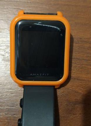 Умные часы Xiaomi Huami Amazfit Bip, Global, черные
