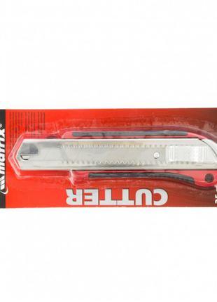 Нож металлический Matrix со сменным лезвием 25мм