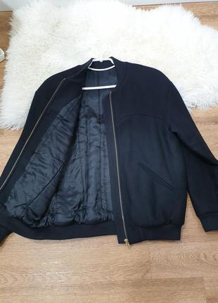 Крутой бомбер куртка h&m & other stories
