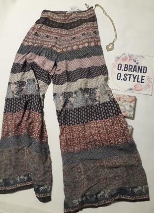 Штаны юбка бренда pull&bear