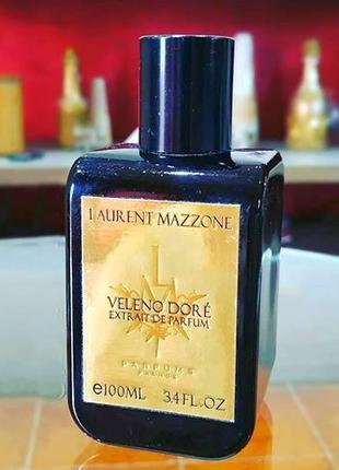 Laurent Mazzone Parfums Veleno Dore_Оригинал Parfum 5 мл_затест